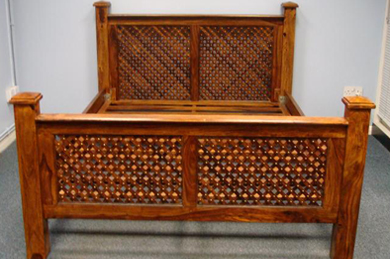 Indian Solid Wood Bed Indian Wooden Storage Beds Indian Carved Wooden Beds Manufacturer
