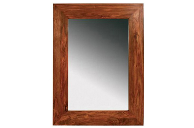wooden mirror frames made up of wood - Mirror Wood Frame