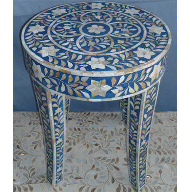 Bone Inlay Furniture Jodhpur