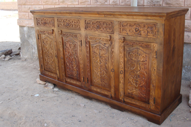 Wood Cabinet From India Mango Cabinet