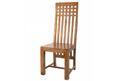 High Bark Chair In Sheesham WoodHeight Of This Type Is 115 Cm To 120