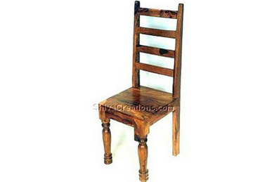 Charmant Sheesham Chair India Dining Jodhpur Jali Wooden