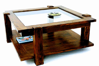 ... Coffee Table Of Sheesham Wood Wooden Centre Table