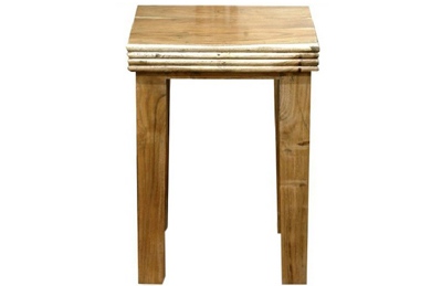 Nest Of Three Tables India Wooden Side Table Jodhpur