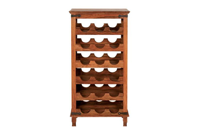 Wooden Bar Cabinet Furniture, Jodhpur Bar Cabinet Wooden Wine Rack